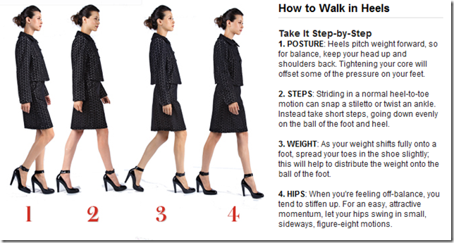 How To Walk In High Heels 2qSXAY5I
