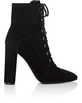 Lace Up Ankle Boots With Heel yVTjO8Q6