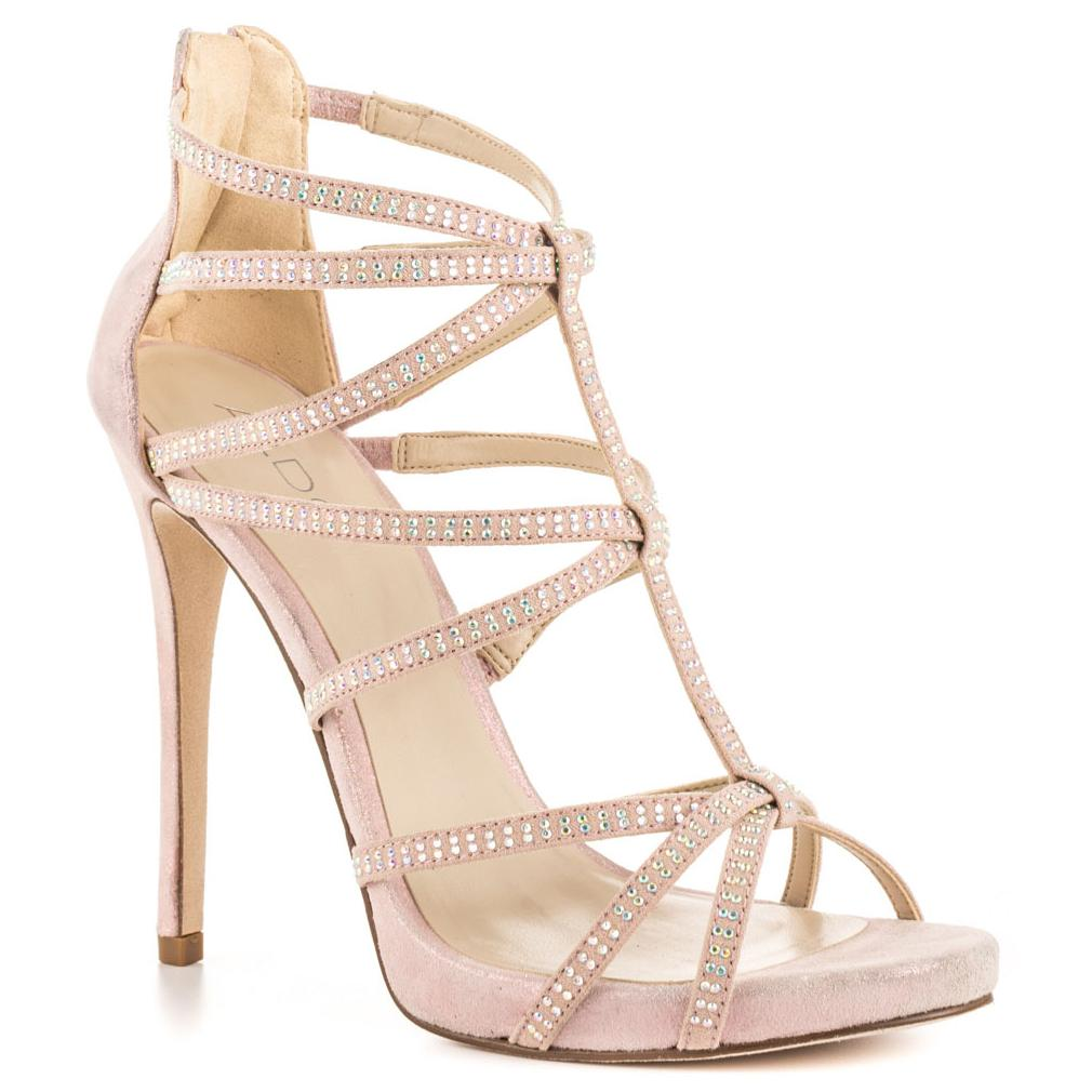 Light Pink Strappy Heels Ls6wgmAy