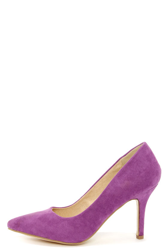 Light Purple Heels 29Ar6Gg6