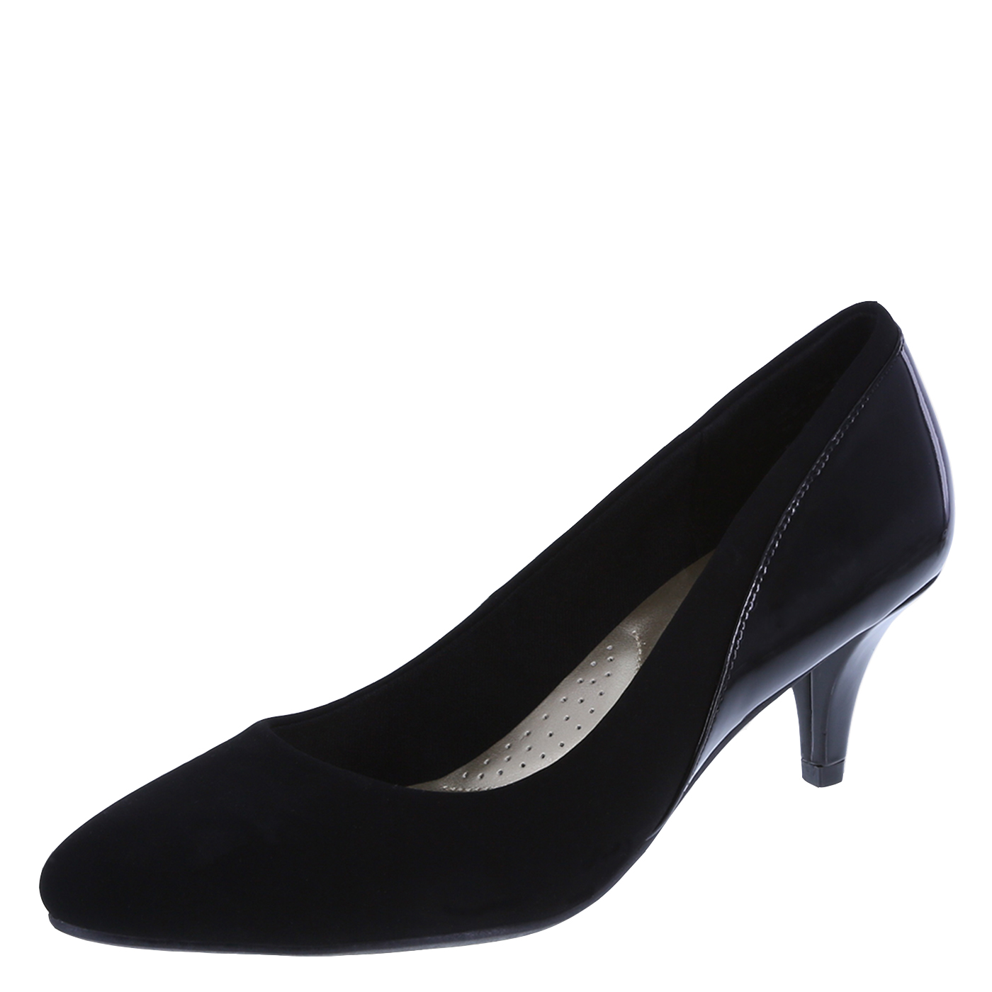 Low Heel Black Pumps nXgBSc0n