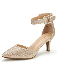 Low Heel Gold Shoes LXFI4tWz