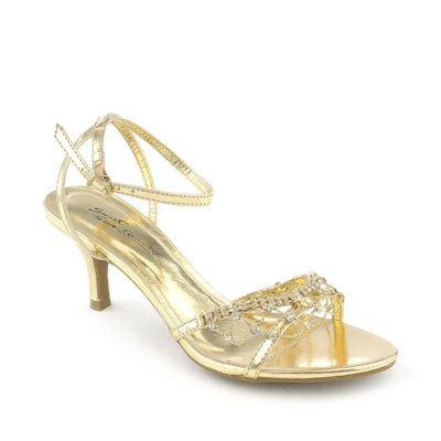 Low Heel Gold Shoes XeHYgvQf