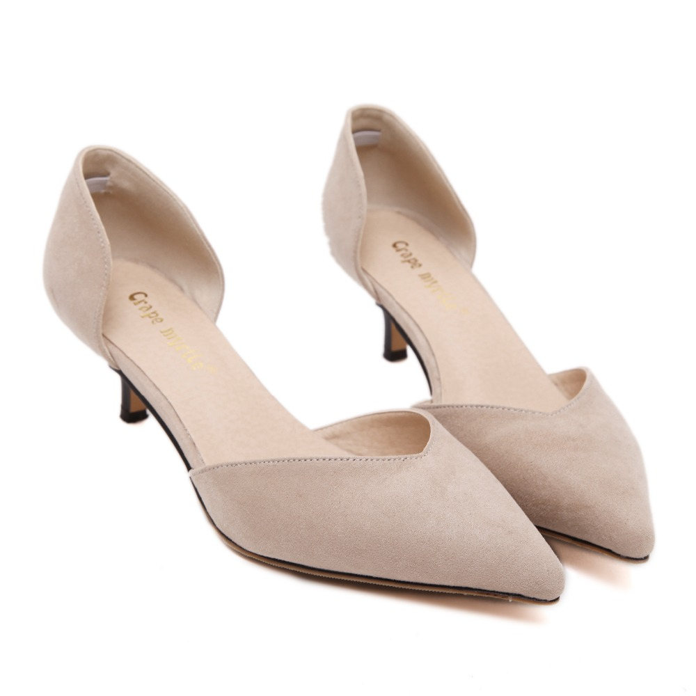 Low Heel Nude Pumps gxVSbIkV