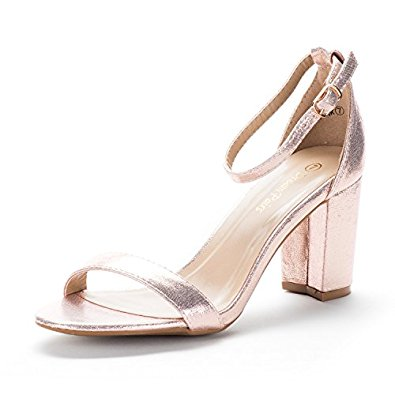Low Heel Nude Sandals SIx1GryZ