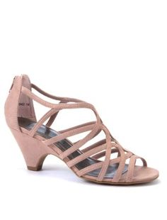 Low Heel Strappy Shoes GwWgywg0