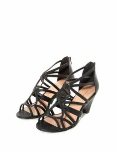 Low Heel Strappy Shoes HjaYvZM5