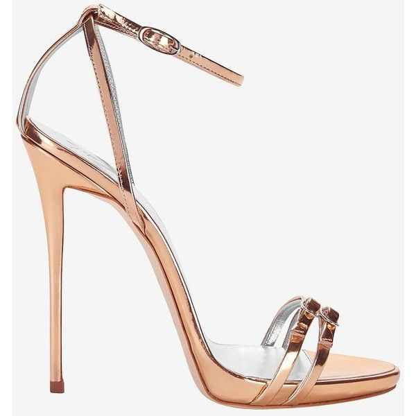 Metallic Gold Sandals Heels 7yjyMxte