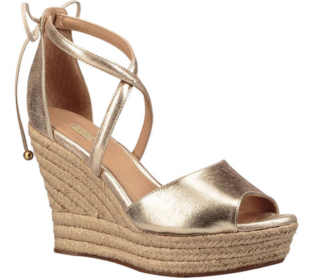 Metallic Wedge Heels C0ucQp4g