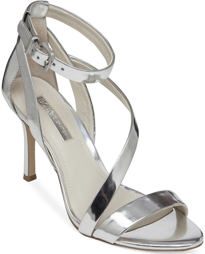 Mid Heel Strappy Sandals QD1pGnrF