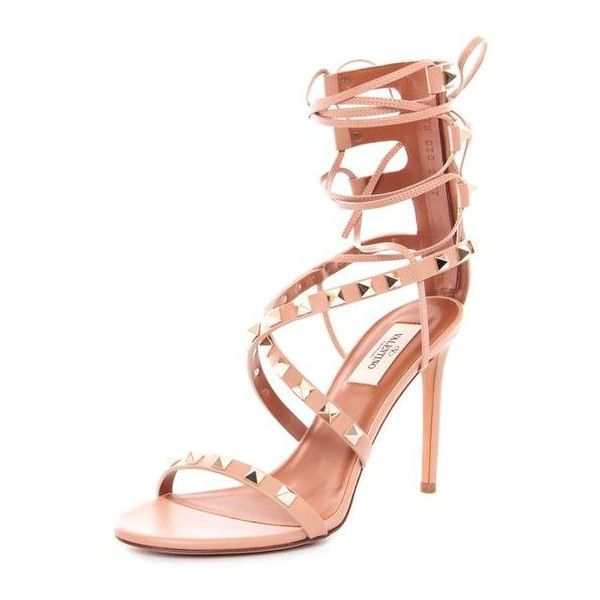 Neutral Strappy Heels Yi0wTkol