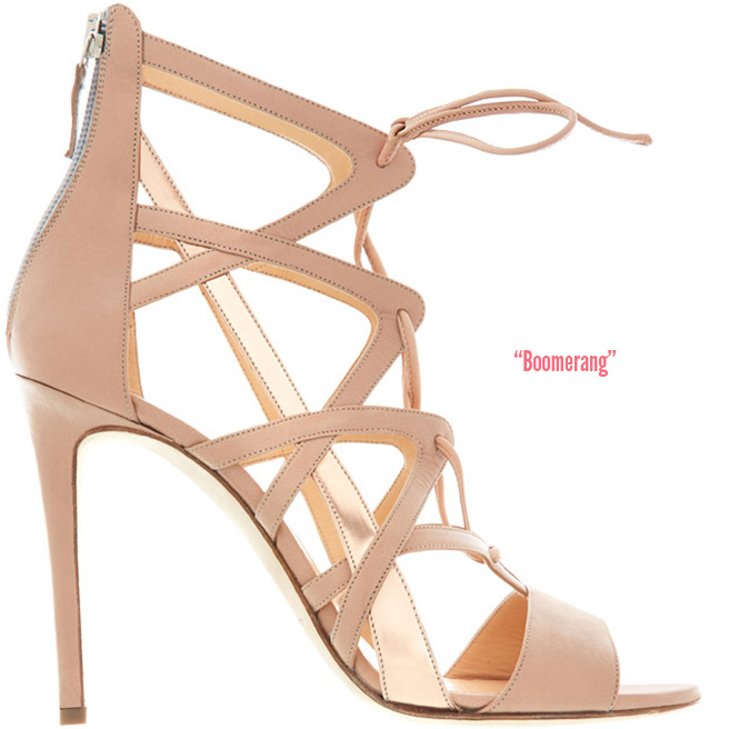 Neutral Strappy Heels 2DP3JyQP