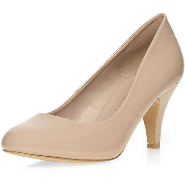 Nude Low Heel Shoes 0zobzoFm