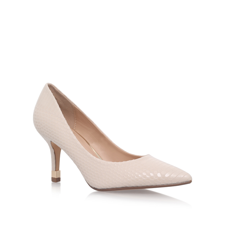 Nude Mid Heel Shoes sNvf17X7