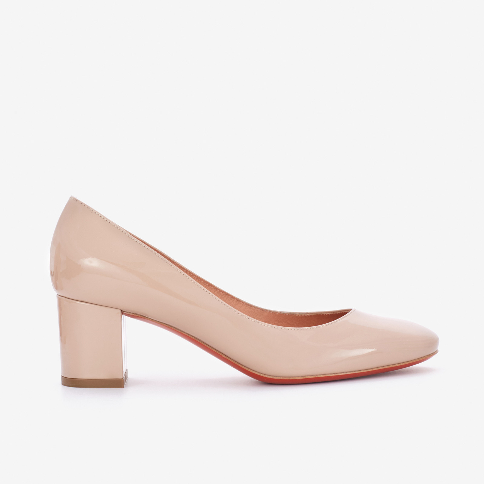 Nude Mid Heel Shoes DDJlSQKq