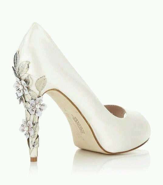Off White Pumps Heels Jo0VAafr