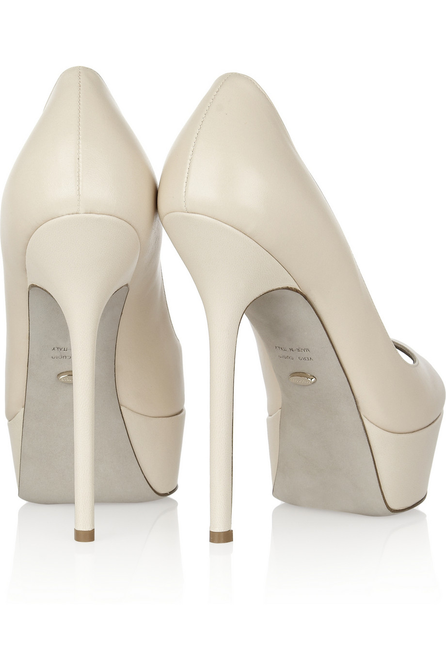 Off White Pumps Heels aDOqmkiu