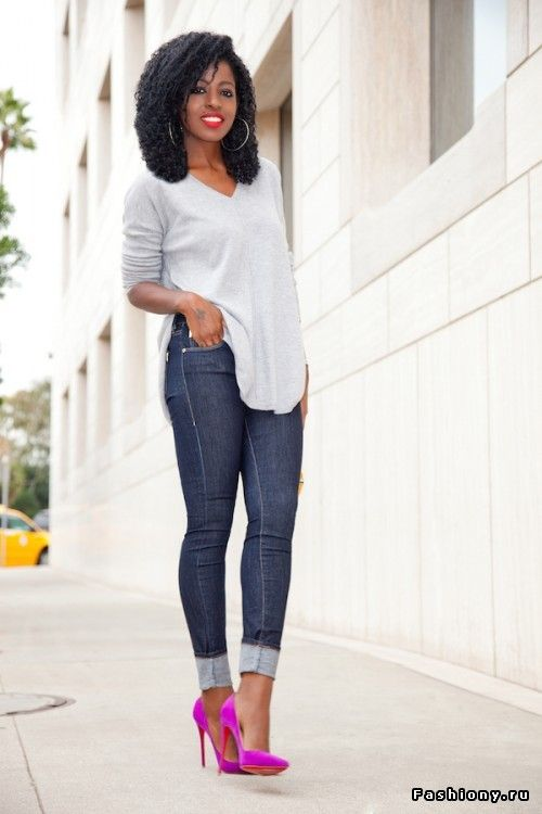 Outfits With Pink Heels 80cW565H
