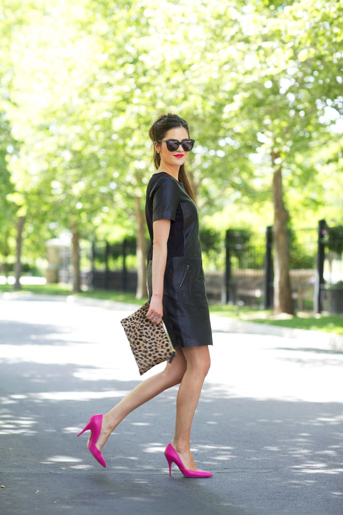Outfits With Pink Heels 7obnX4BH