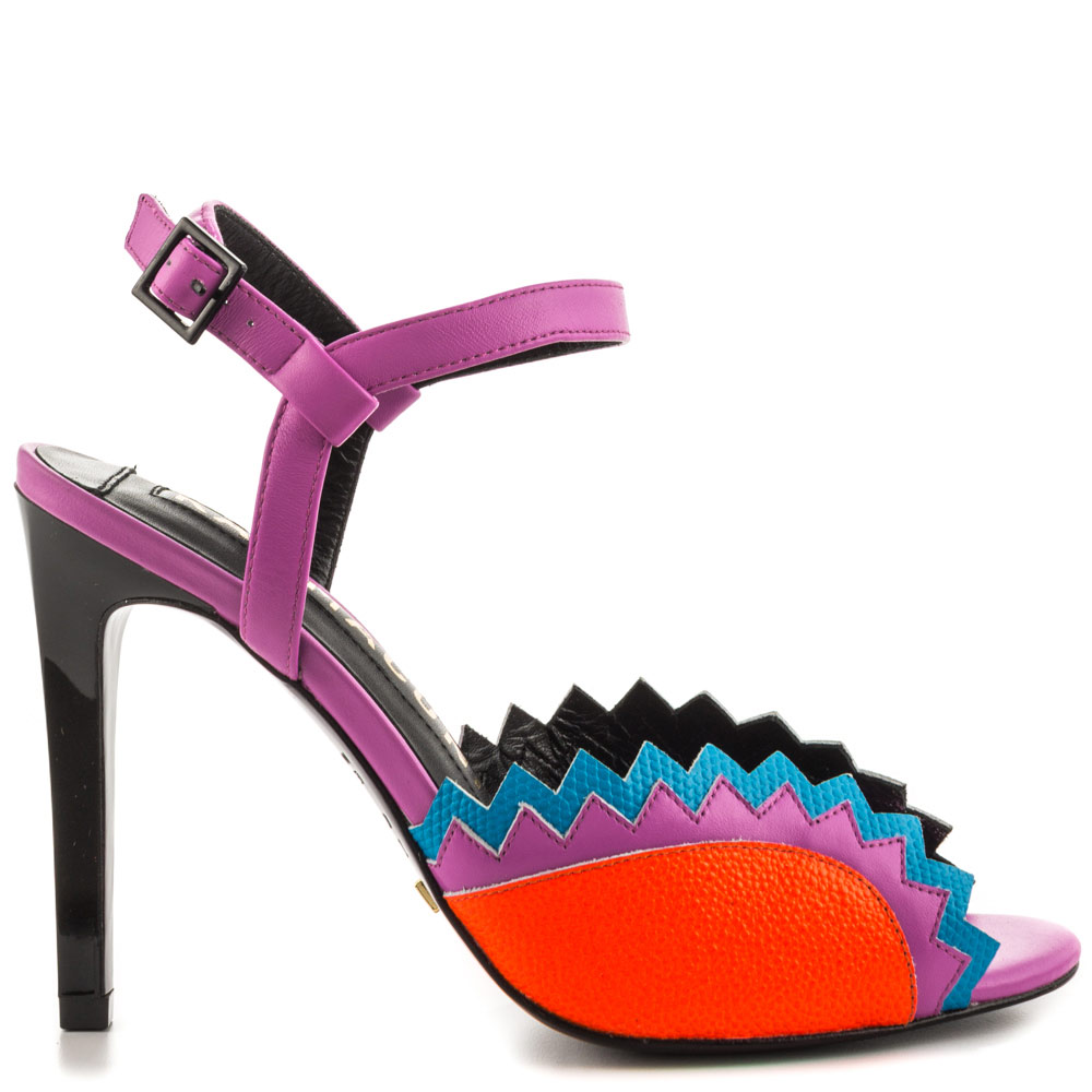 Pink And Blue Heels BFFnLE01