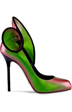 Pink And Green Shoes Heels pFJEmECQ