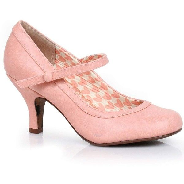 Pink Mary Jane Heels q5ON4ZsG