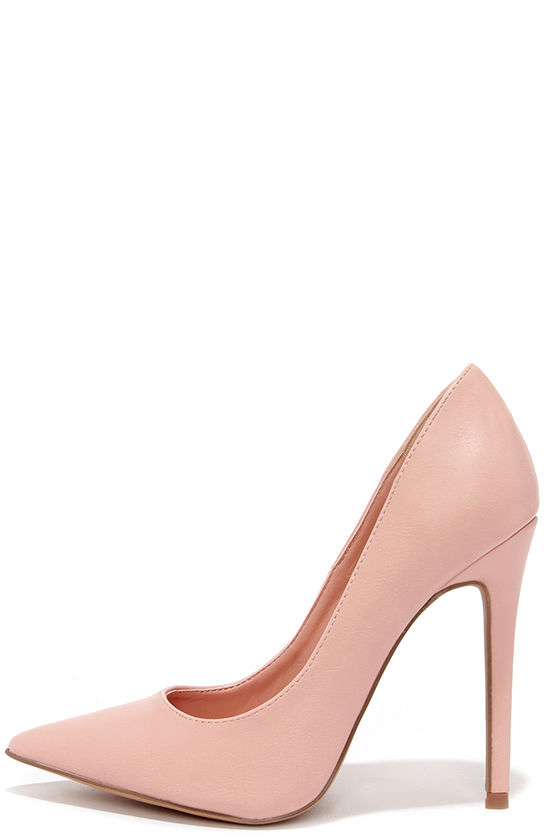 Pink Pointy Heels i3jFNg8F