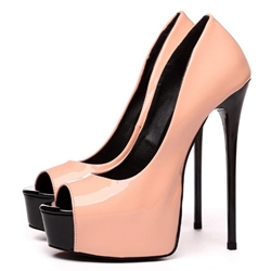 Platform Heel Shoes NyUnwQPG