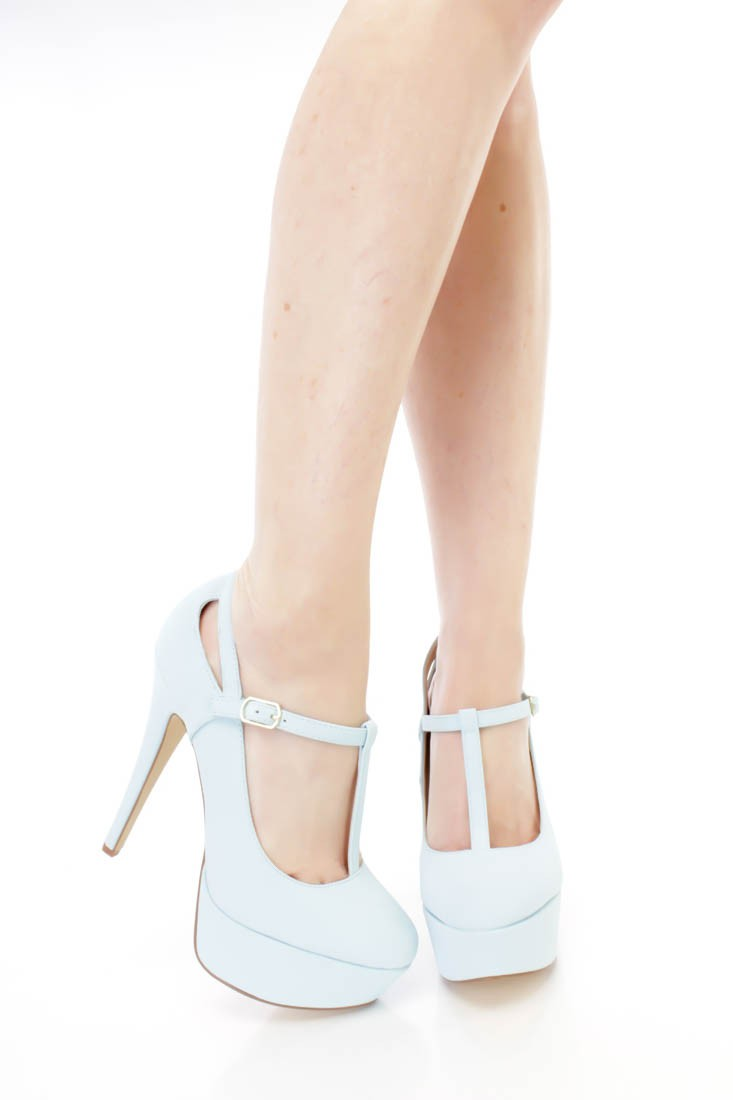 Powder Blue Heels uxIYufXp