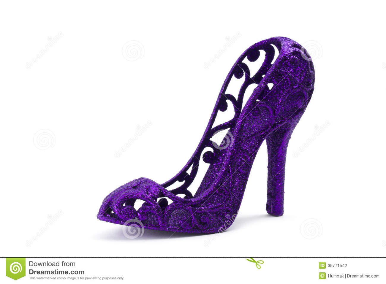 Purple And White Heels NfQGG4EB