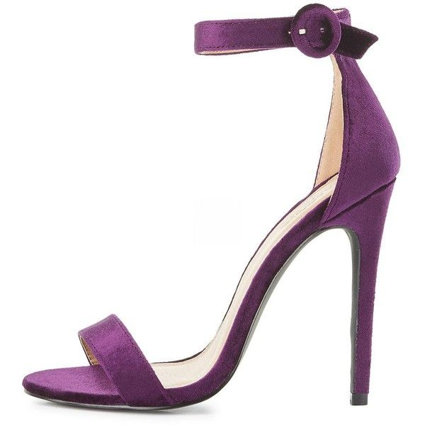 Purple Sandals Heels 3kLMiMMV