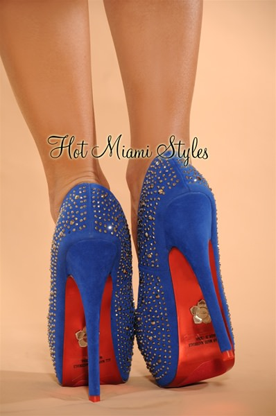 Red And Blue Heels fffGrv4d