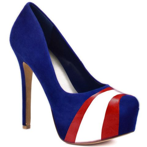 Red And Blue Heels P5IZ9fKb