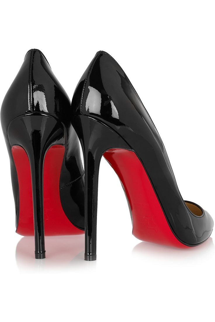 Red Bottom Black Heels kO2F1zLy