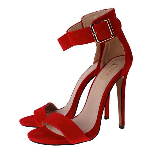 Red Cheap Heels A1rcJRCY