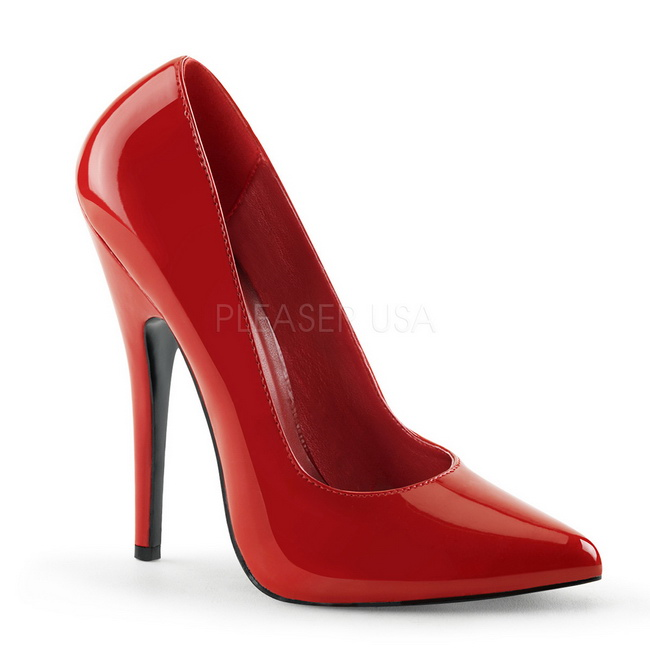 Red Shiny Heels PsQ7kAHK