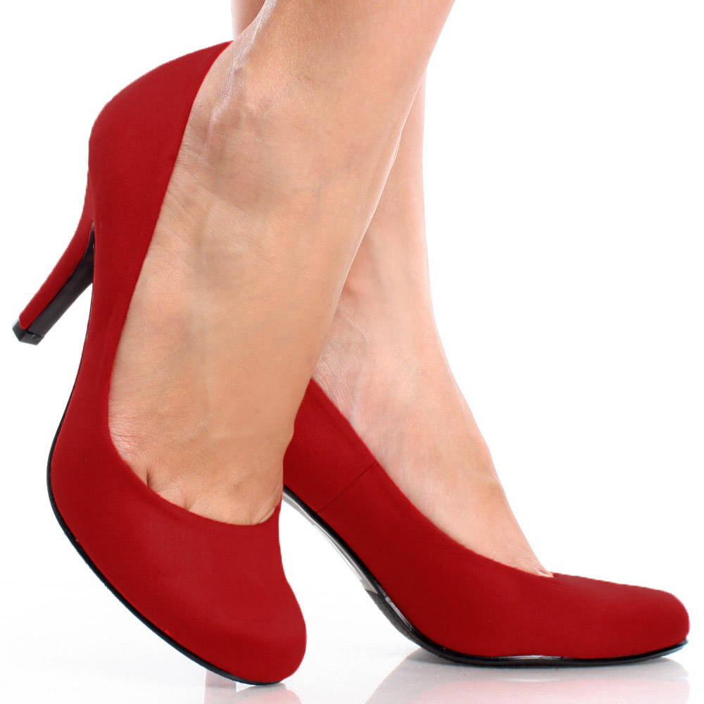 Red Womens Heels gUtYLffc