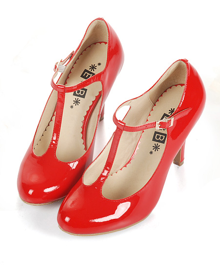 Retro Red Heels xr0h2Jxe