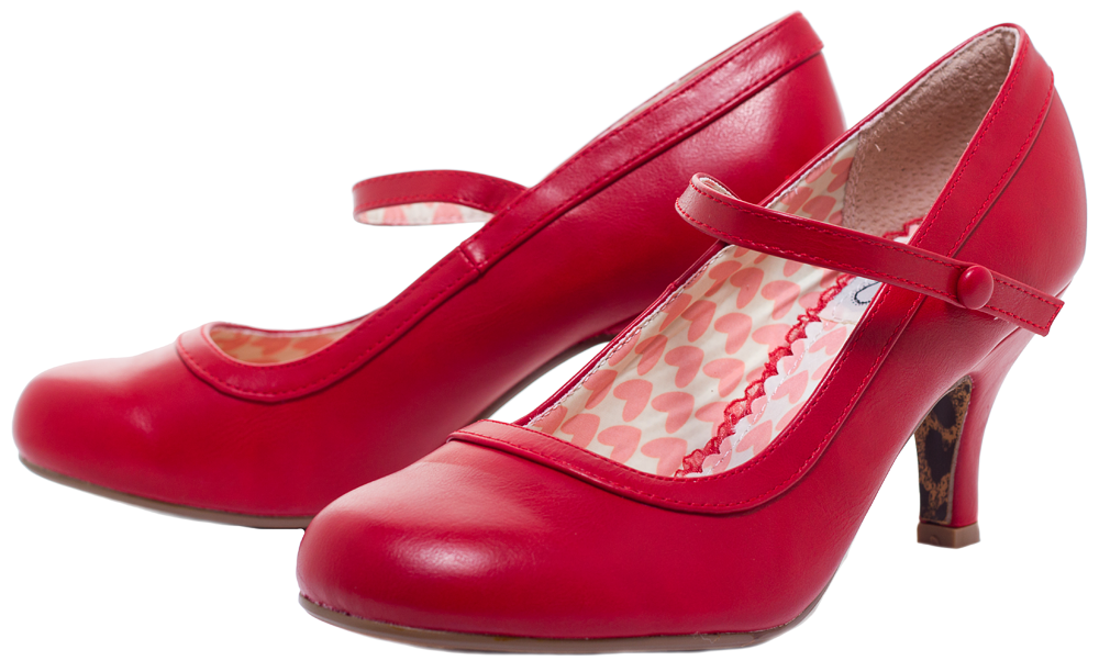 Retro Red Heels vEzhcQRB