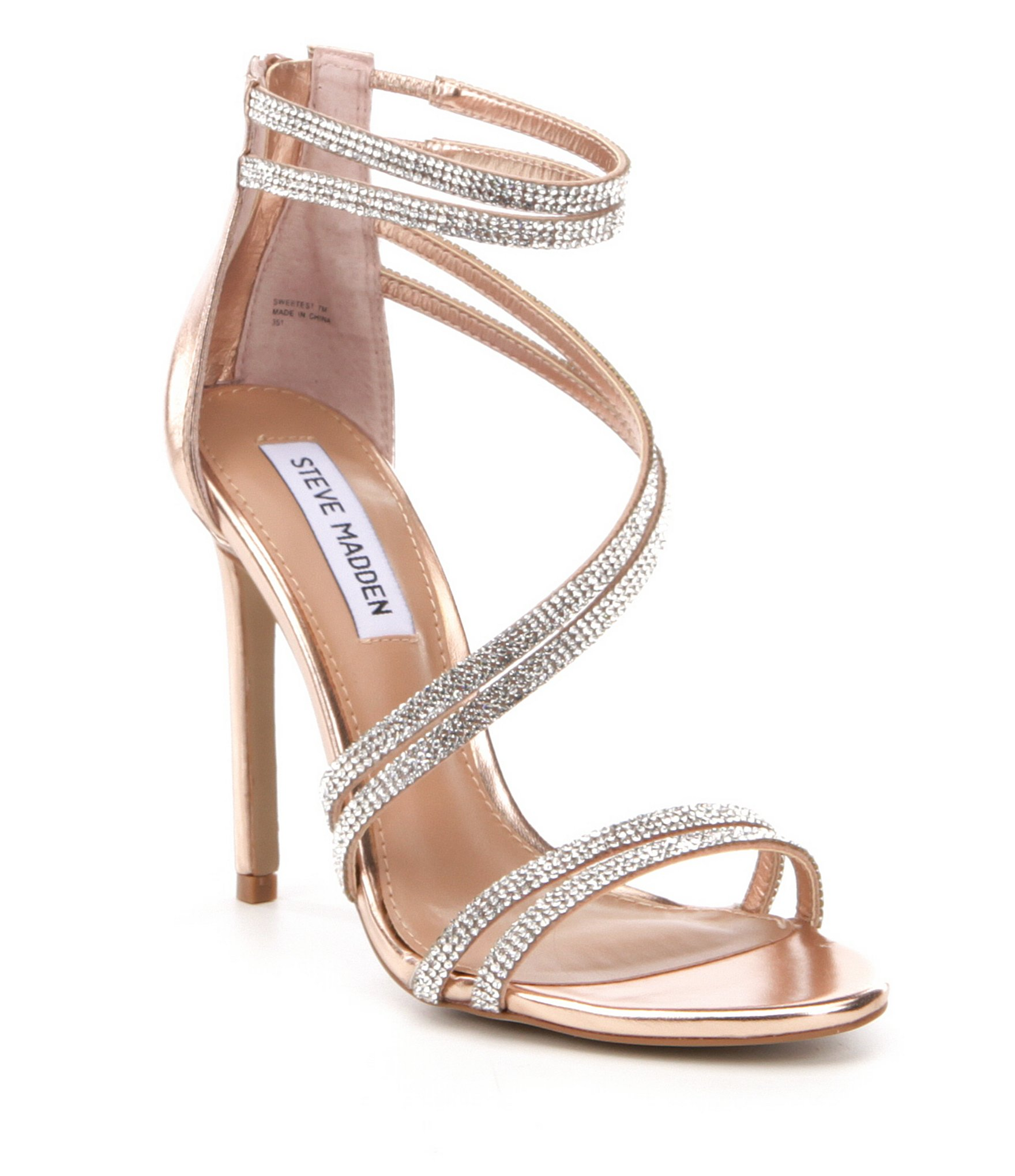 Rose Gold Heels ERx8YnVK