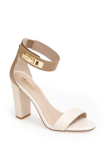 Sandals With Chunky Heel vjTgOQyC