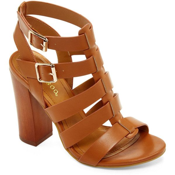 Sandals With Chunky Heel peDPIHkg