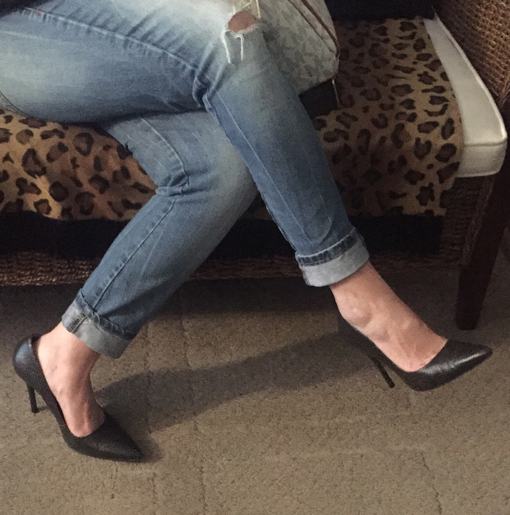 Sexy Wife In Heels pW7GieG8