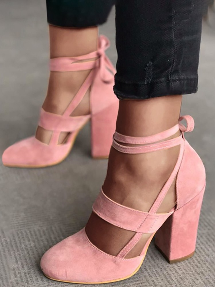 Shoes With Chunky Heels wejysXqh