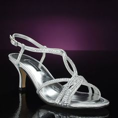 Silver Heels 2 Inches UsYXuyj8
