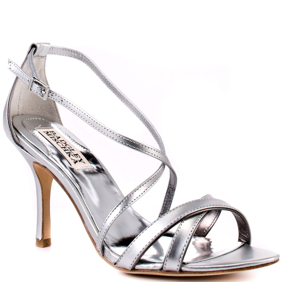 Silver Heels 3 Inches hT0rZyqt
