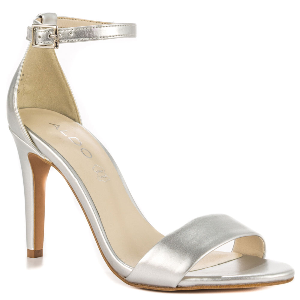 Silver Heels 3 Inches lvXamPQb