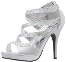 Silver Heels For Prom Cheap vdp5kSWL