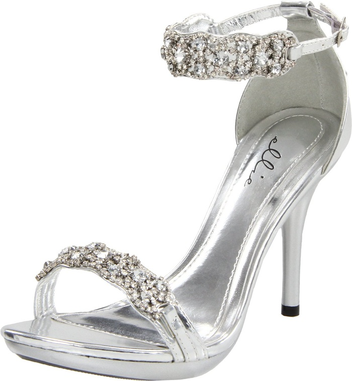 Silver Heels For Prom Cheap 2Pg6tLK5