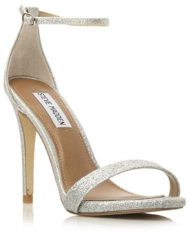 Silver Heels For Prom EdBHPOcI